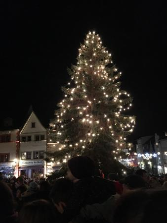 Poessneck, Germany: Lichterfelde zu Heiligabend