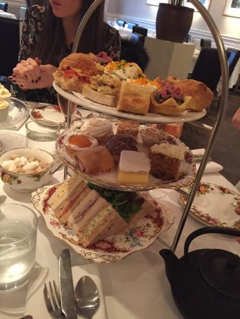 Afternoon Tea at the Angel Photo