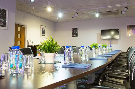 Topgolf Surrey: The Bunker - our new Meeting Room!