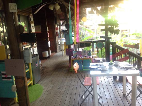 Brasilito, Costa Rica: La mejor hora del día; el desayuno