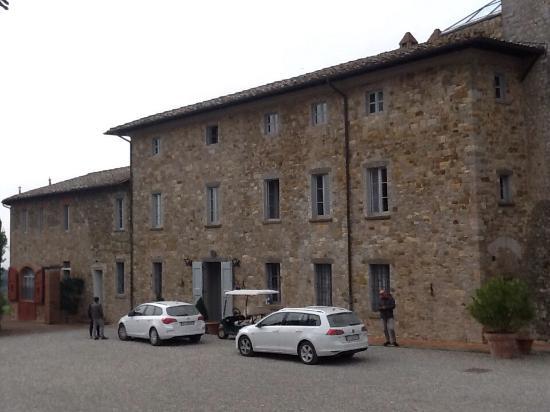Vagliagli, İtalya: Borgo Scopeto Relais