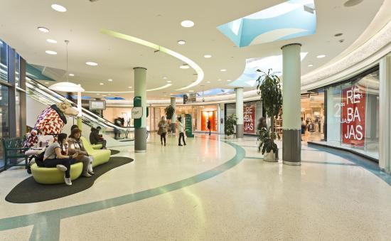 Planta 1 del centro comercial gran v a de vigo picture - Centro comercial moda shoping ...