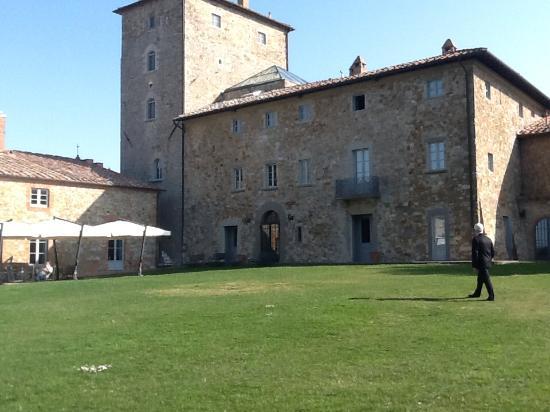 Vagliagli, İtalya: Camera