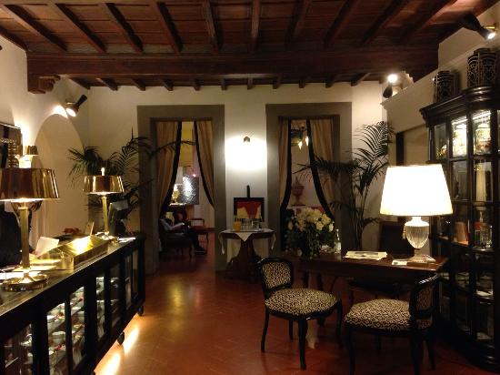 Linda picture of hotel cellai florence tripadvisor for Hotel cellai