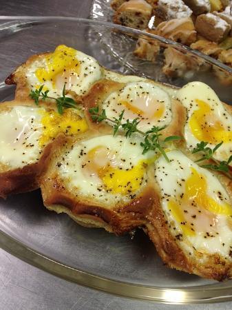 Wimberley, Техас: Breakfast