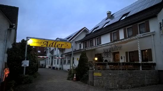 Hassmersheim, Alemania: Außenansicht