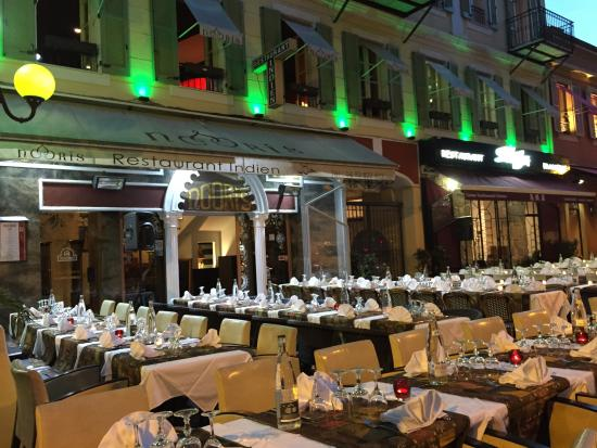 Noori's Restaurant: Terrace for Corporate and Private Functions