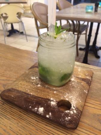 Nu Health Food Cafe Woodmead Menu