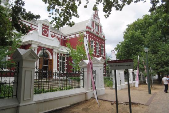 Stellenbosch University Bild