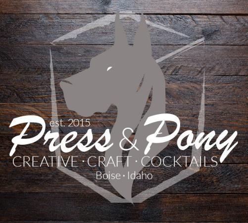 Press & Pony