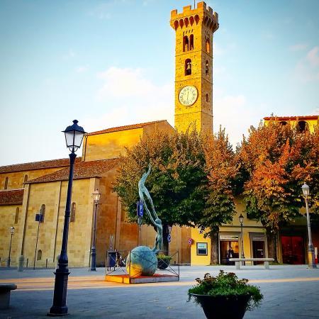 Scandicci, Italia: Fiesole, near Florence. Italy