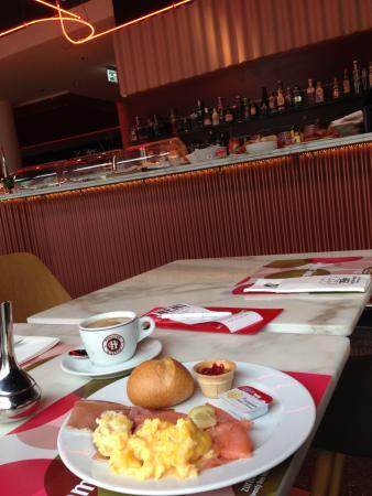 breakfast buffet good selection and good quality food overall rh tripadvisor com