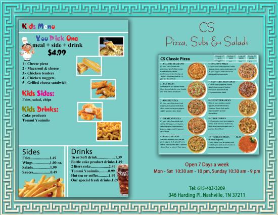 menu 1 picture of chicago style gyros nashville tripadvisor rh tripadvisor com