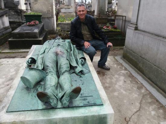Cementerio de pere lachaise cimetiere du pere lachaise - Cimetiere pere la chaise ...