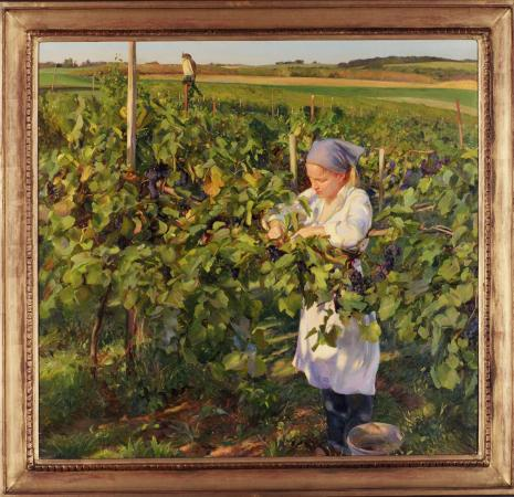 Maquoketa, IA : Painted at Tabor Winery