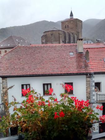 Isaba, Spain: Vista Desde habitación