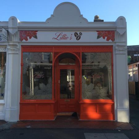 Felixstowe, UK: Lillie's