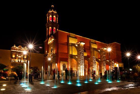 Durango, México: Plaza Fundadores
