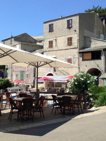 Centuri, فرنسا: Bar pizzeria chez Marc
