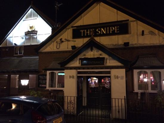 ‪‪Sutton in Ashfield‬, UK: The Snipe‬