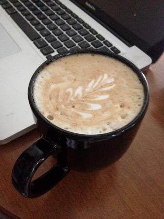 Anderson, IN: Amazing Lattes!