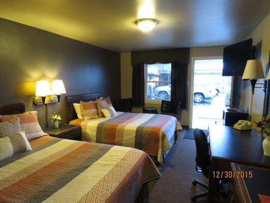 Gateway Inn: Double Room