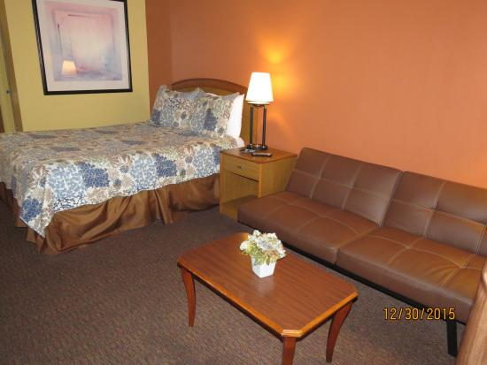 Oak Lawn, IL: Room with Sofa