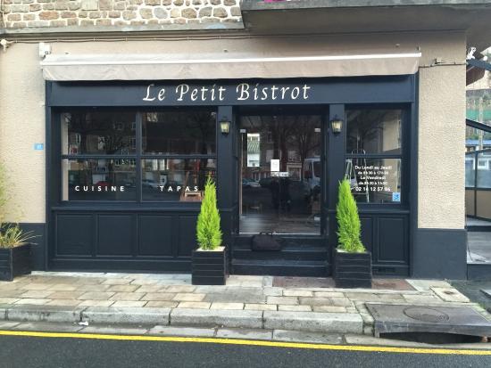 Vire, Francia: Le Petit Bistrot