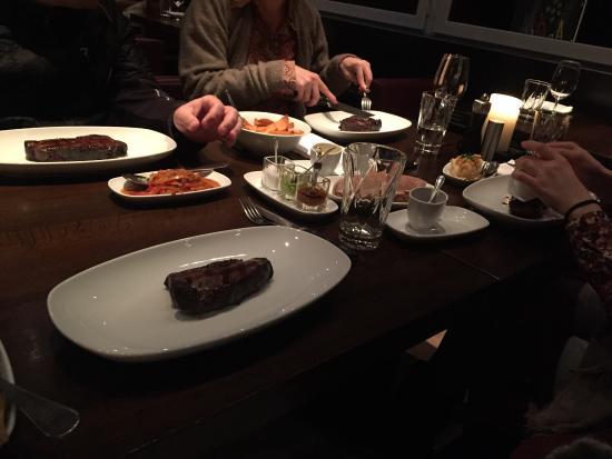 Lamm & Leu: The best steak! Swiss, without antibiotics in the meet