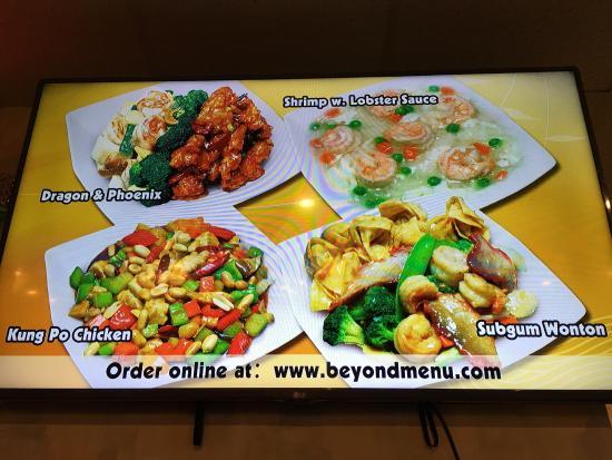 Perrysburg, Огайо: China City Buffet