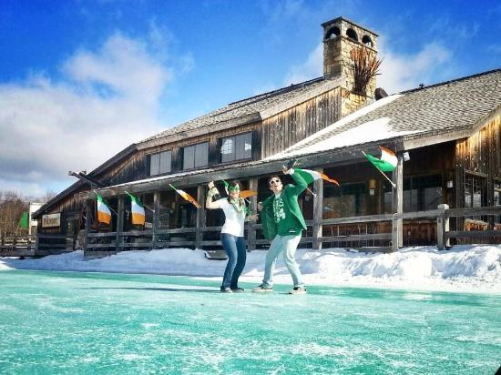 Killington, VT: On the Ice!