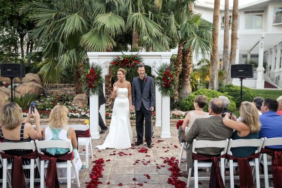 Tropicana Lv Weddings Las Vegas