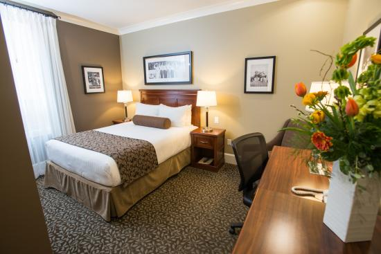 Hume Hotel & Spa: Deluxe Queen
