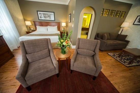 Hume Hotel & Spa: Barrister's Suite