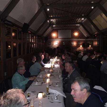 Houthalen, Bélgica: Eten en drinken bij De Dool( het eten was speciaal voor ons)