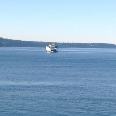 Mukilteo, WA: Bay view