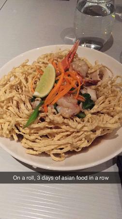 Dundas, Canada : Second chef special dish