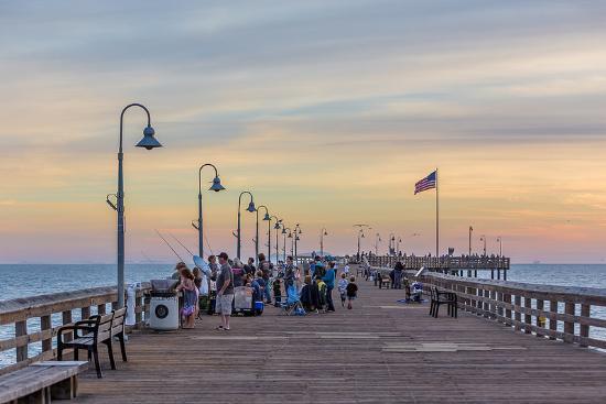 Ventura Pier by Donghyen Kwon
