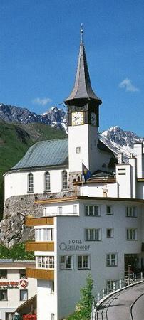 Quellenhof Restaurant