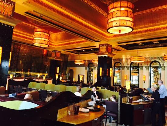 Grand Lux Cafe Picture Of Grand Lux Cafe Sunrise Tripadvisor