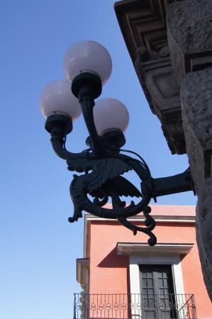 Teatro Macedonio de Alcalá: Detalle