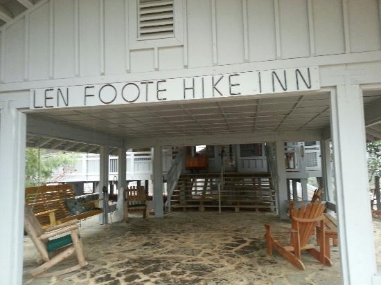 Len Foote Hike Inn Photo