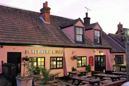 ‪Shepherd and Dog Inn‬