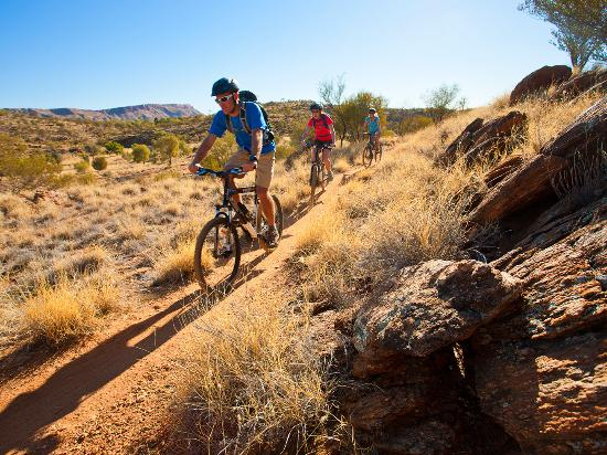 Alice Springs Cycling