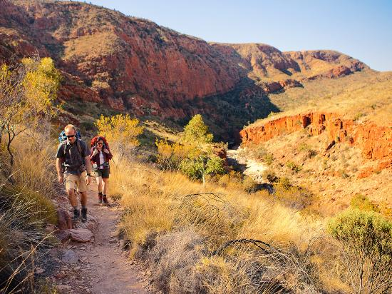 Larapinta Trail, Alice Springs and Surrounds