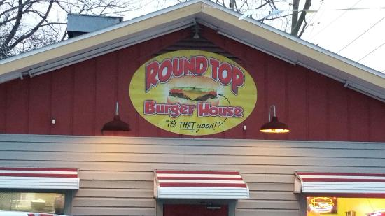 Westlake, Louisiane : Round Top Burger House