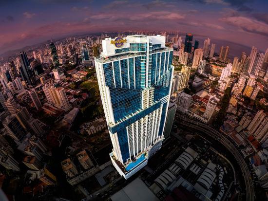 ハード ロック ホテル パナマ メガポリス
