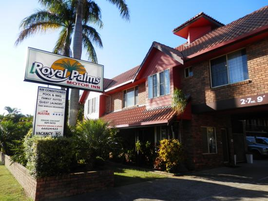 Royal Palms Motor Inn Φωτογραφία