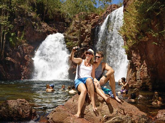 Northern Territory, Australia: Florence Falls, Litchfield National Park