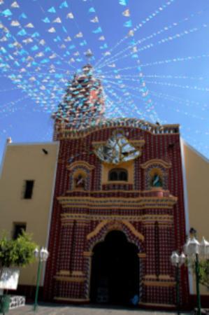 Iglesia de Santa Maria Tonanzintla
